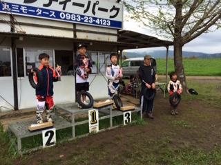 ミヤザキモトクロスチャンピオンシップ最終戦