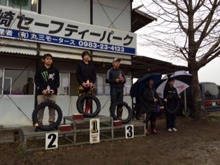 ミヤザキモトクロスチャンピオンシップR5